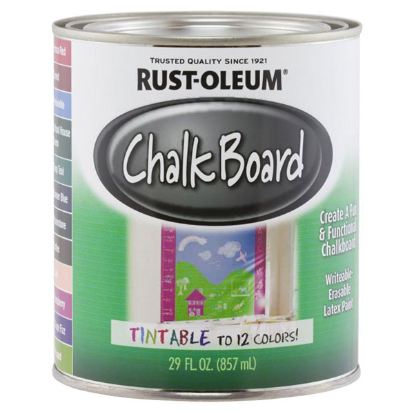 Farba tablicowa do barwienia Chalkboard Tintable Rust-Oleum